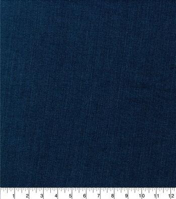 """Denim 11oz Fabric 50""""-Solid Blue"""