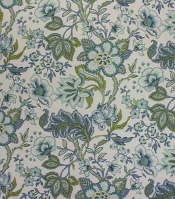 "Richloom Studio Multi-Purpose Decor Fabric 54""-Crawford Azure"