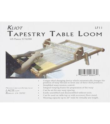 Kliot Tapestry Table Loom