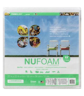 """NuFoam™ Pad - 22""""x22""""x4"""" thick"""