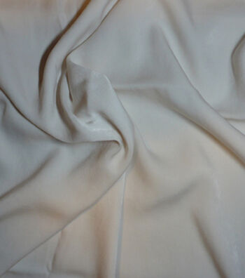 "Casa Collection™ Sanded Satin Fabric 57""-Eggnog"