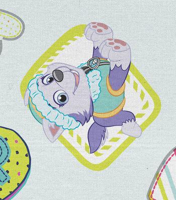 "Nickelodeon® Paw Patrol Cotton Fabric 44""-Pawsome Gal Pals"