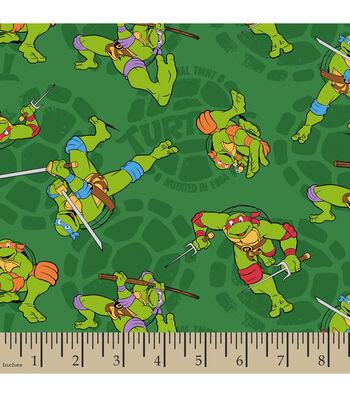 Nickelodeon Teenage Mutant Ninja Turtles Mutated In 1984 Cotton