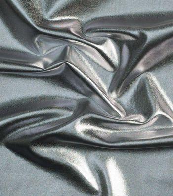 Yaya Han Cosplay 4-Way Metallic Fabric 59''-Silver