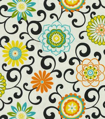 "Waverly Upholstery Fabric 54""-Pom Pom Play Confetti"
