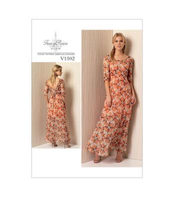 Vogue Patterns Misses Dress-V1502
