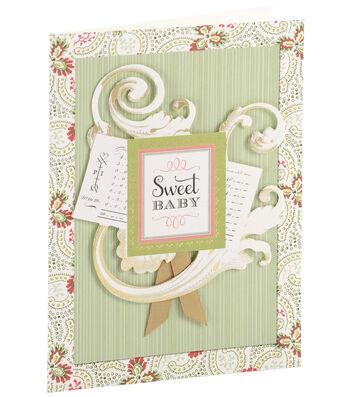 Anna Griffin Card Kit Baby Neutral
