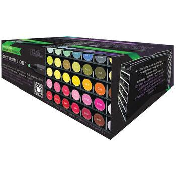 Crafter's Companion Spectrum Noir Marker Storage Trays Black