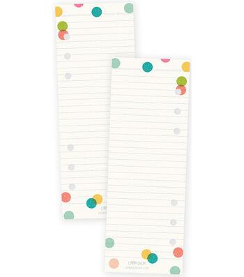 Simple Stories Carpe Diem 3.25''x8.25'' Bookmark Tablet