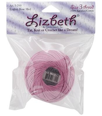 Lizbeth Crochet Cotton Thread