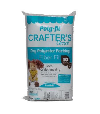 10 Oz Crafters Choice Dry Fiber