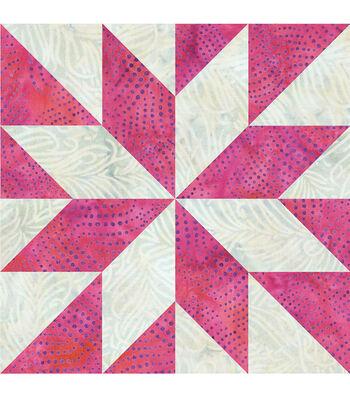 "Go! Fabric Cutting Dies-LeMoyne Star 9"" Finished Square"