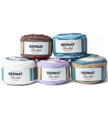 Bernat® Blanket™ Stripes Yarn