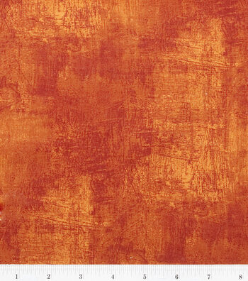 "Legacy Studio™ Cotton Fabric 44""-Etching Rust"