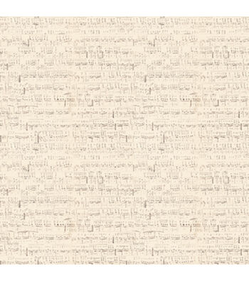 Tim Holtz Cotton Fabric-Symphony Neutral