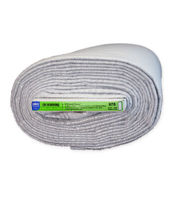 "Pellon975 Insul-Fleece, White, 45"" x 10yd bolt"