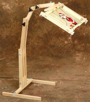 F.A. Edmunds Adjustable Craft Floor Stand