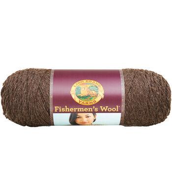 Lion Brand Fishermen's Wool Yarn