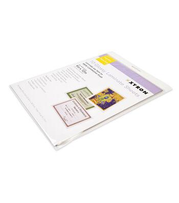 9x12 Glossy Laminate Sheets