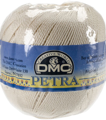 DMC® Petra Size 3 Crochet Cotton Thread