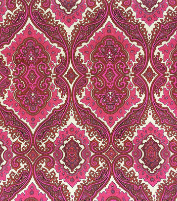 Outdoor Fabric-Sophia Pink