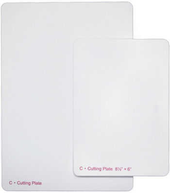 "Grand Calibur Cutting Plate 8.5""X12.25""-"