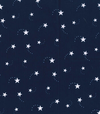 Nursery Cotton Fabric 43''-Love To Moon & Stars Toss