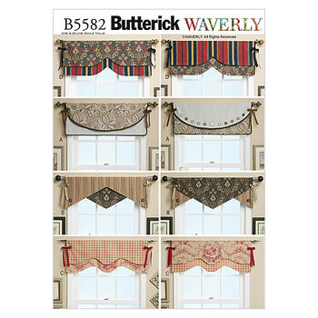 Butterick Home Design Home Designs-B5582