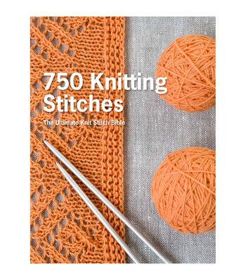 750 Knitting Stitches Book