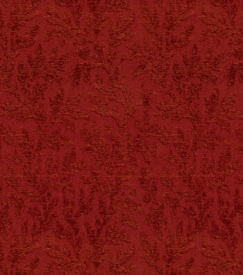 """Waverly Upholstery Fabric 55""""-Chaparral  Claret"""