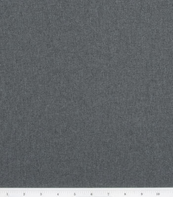 Sew Classics Suiting Fabric 58''-Charcoal