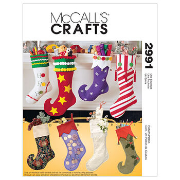 McCall's Crafts Seasonal Crafts-M2991