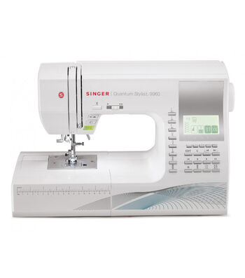 Singer® 9960 Quantum Stylist Computerized Sewing Machine