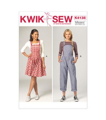 Kwik Sew Misses Casual-K4138