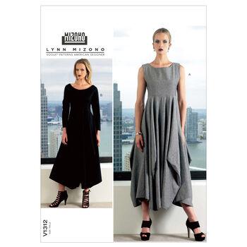 Vogue Patterns Misses Dress-V1312