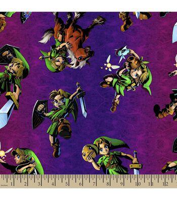 Nintendo® The Legend of Zelda™ Print Fabric