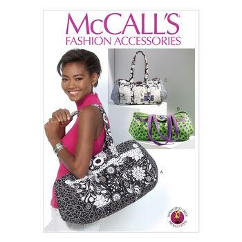 Mccall Pattern M7102 One Size O-Mccall Pattern