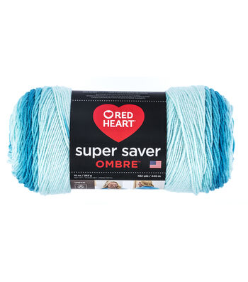 Red Heart Super Saver Ombre Yarn