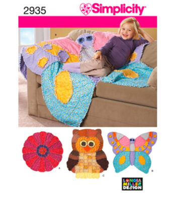 Simplicity Pattern 2935OS One Size -Simplicity Crafts