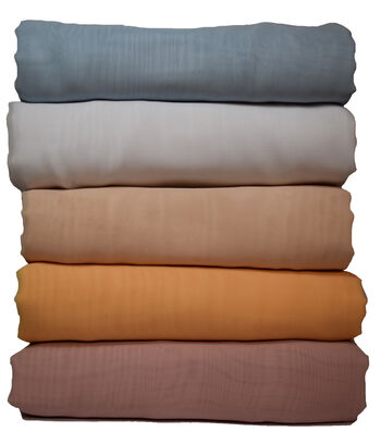 Casa Collection Chiffon Fabric 58''-Solid Colors
