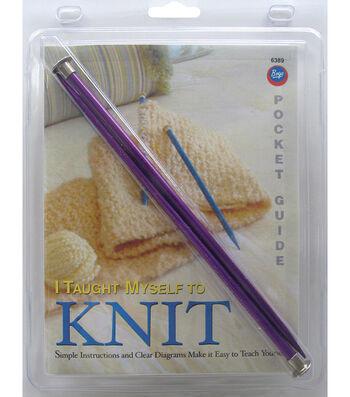 Learn Knit Pkt Guide