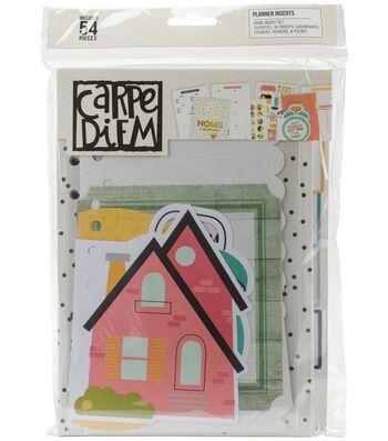 Carpe Diem Home A5 Planner Inserts