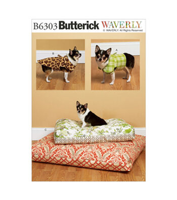 Butterick Crafts Pets-B6303