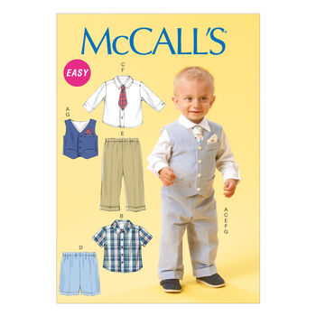 McCall's Infants Casual-M6873