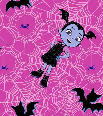 Disney Vampirina Cotton Fabric 43''-Proud Vampirina