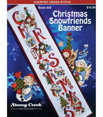 Stoney Creek-Christmas Snowfriends Banner