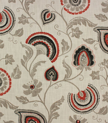 Hudson 43 Farm Upholstery Fabric-Pepper Mauritis