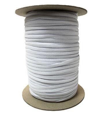 """Pellon® 1/4"""" x 288yd Spool  Knit Elastic- White"""