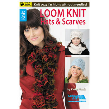 Loom Knit Hats And Scarves