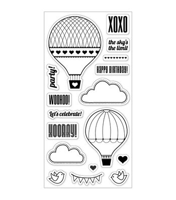 Fiskars® Clear Stamp-Up In The Air